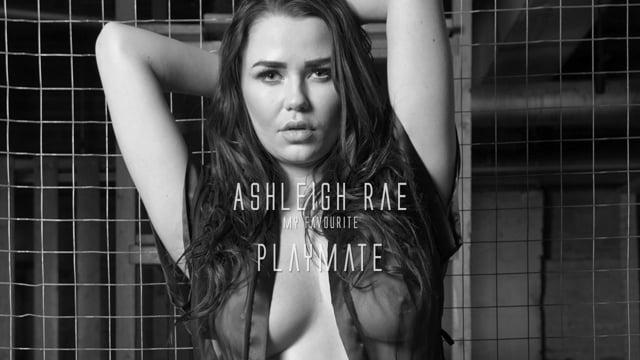 Ashleigh Rae My Favourite Playmate