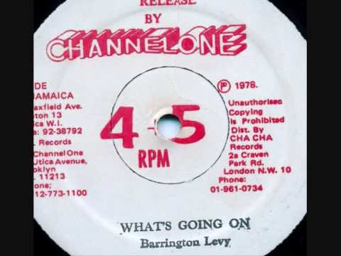 Barrington Levy - What's Going On 12' -1978