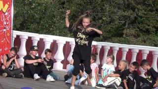 OPEN AIR FEST DA hip hop JAM Дашка