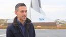 На солнечных станциях Оренбуржья побывали журналисты НТВ