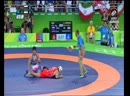 Финал в Рио FS 74 кг Аниуар Гедуев - Хассан Яздани