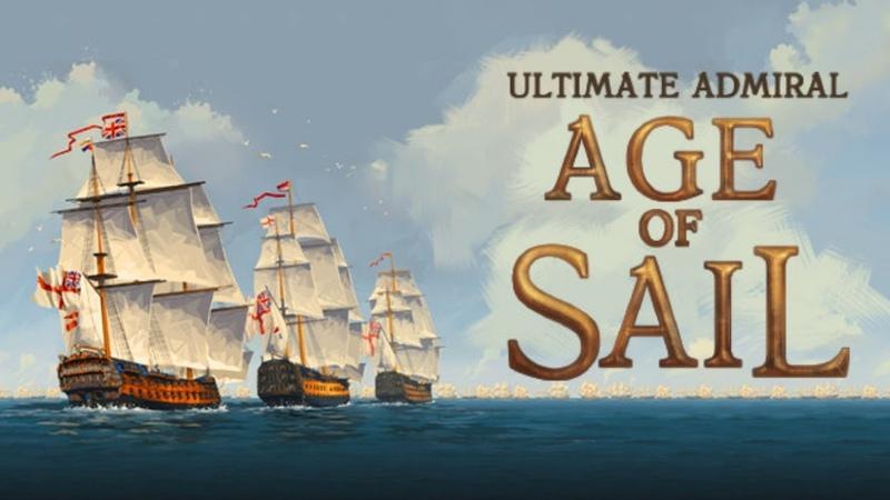 Ultimate Admiral Age of Sail. Британский адмирал. Ранний доступ. Добавили русский язык (5)