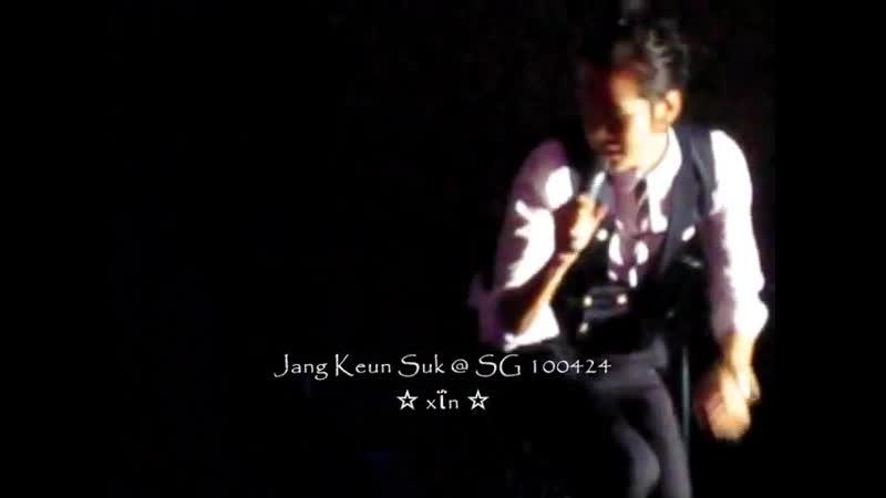 [2010.04.24] JKS Fan Meeeting @ SG (들리나요_Goodbye_Sexy Back_Promise_여전히)