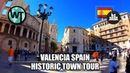 Ciutat Vella 'Historic Town' Valencia Walking Tour〚𝟒𝐊〛🇪🇸 Spain