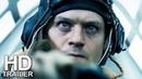 HURRICANE Official Trailer 2 2018 Iwan Rheon Milo Gibson War Movie HD