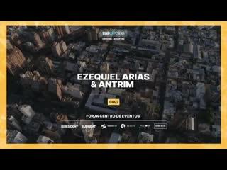 Ezequiel arias & antrim @ buenas noches producciones