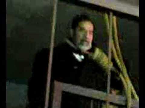 Казнь Великого Саддама Хусейна Execution of the great Saddam Hussein