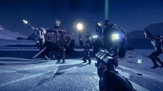 Planetside 2: Party bus!  7 minutes!