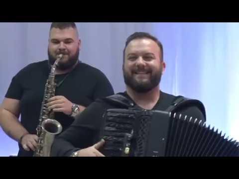 Borko Radivojevic i Vojkan Jovic KOBRE Kolo RTV MLAVA novogodisnji program 2019