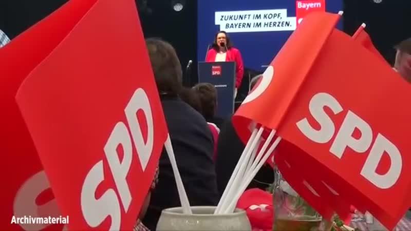 Umfrage Kramp Karrenbauer würde bei Anhängern von SPD und Grünen punkten AfD Wähler aber absc