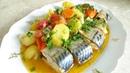 Дымлама Буглама в казане с рыбой Прекрасное блюдо за 15 минут