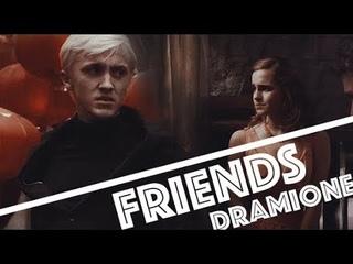 Draco/Hermione    F R I E N D S