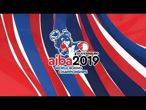AIBA world boxing championships / Day 9 / ring B
