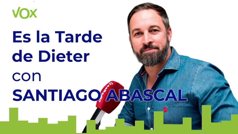Entrevista a Santiago Abascal ante un posible adelanto electoral