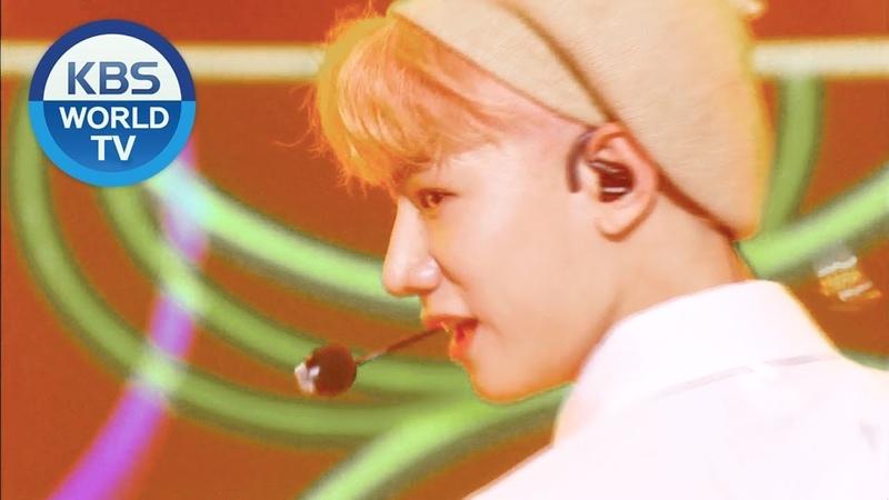 D1CE (디원스 ) - 놀라워 (Amazing) [Music Bank / 2019.08.30]