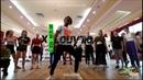 BIG UP KEMP RUSSIA 2019 DAY FIVE DANCEHALL WORKSHOP LOUVTO SOLO