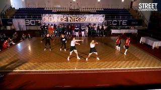 Dance Integration 2019 Street Competitions  - 072 - Хип-хоп дуэты юниоры