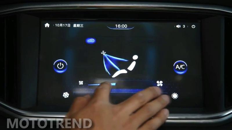 Пока УАЗ буханку дорабатывает, Dorcen G70s первая модель нового бренда в Китае