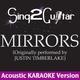 Sing2Guitar - Mirrors (Originally Performed By Justin Timberlake) [Acoustic Karaoke Version]