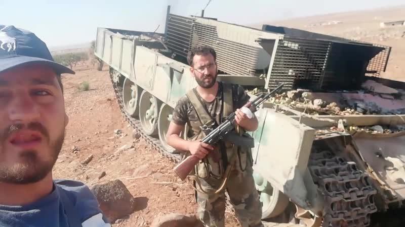 Армия отразила нападение «Джебхат Ан-Нусры» на военные позиции в юго-восточной местности провинции Идлеб