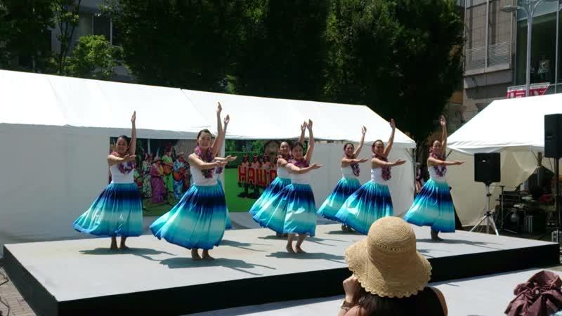Гавайский фестиваль