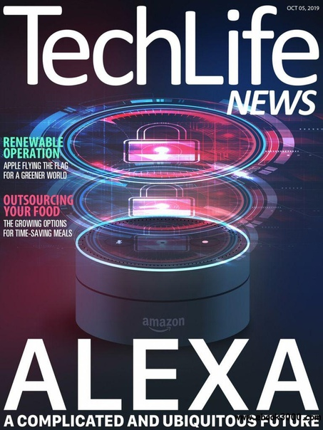 2019-10-05 Techlife News