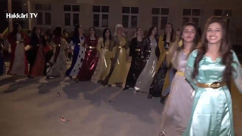Şexani ve Şirino Leylo Halayı HD Kürt Düğünü GOVEND 2019