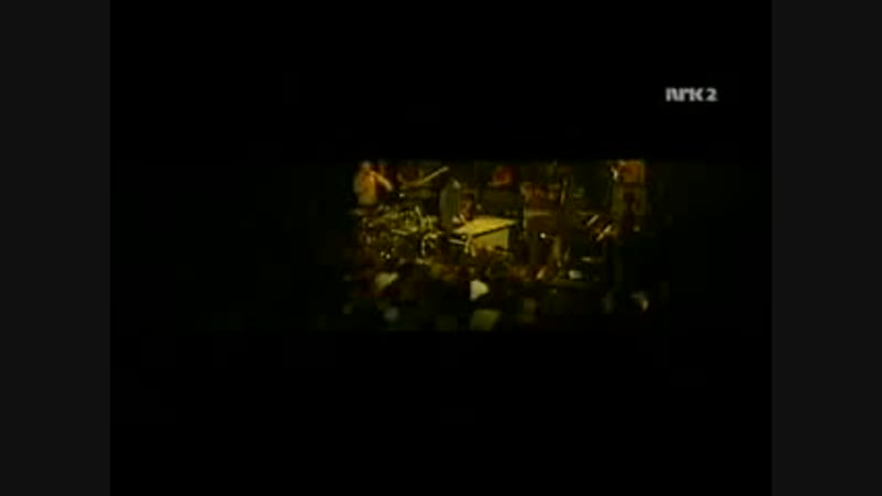 Jaga Jazzist Swedenborgske Rom Live at Cosmopolite Originally aired on NRK2 in Norway