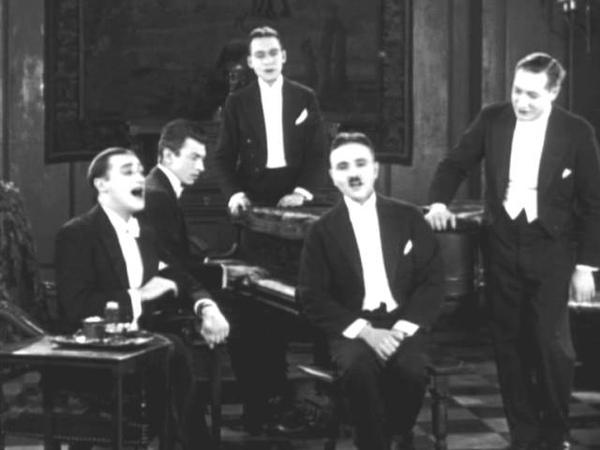 Revelers - Dinah ( Frank Black pno - 1927)