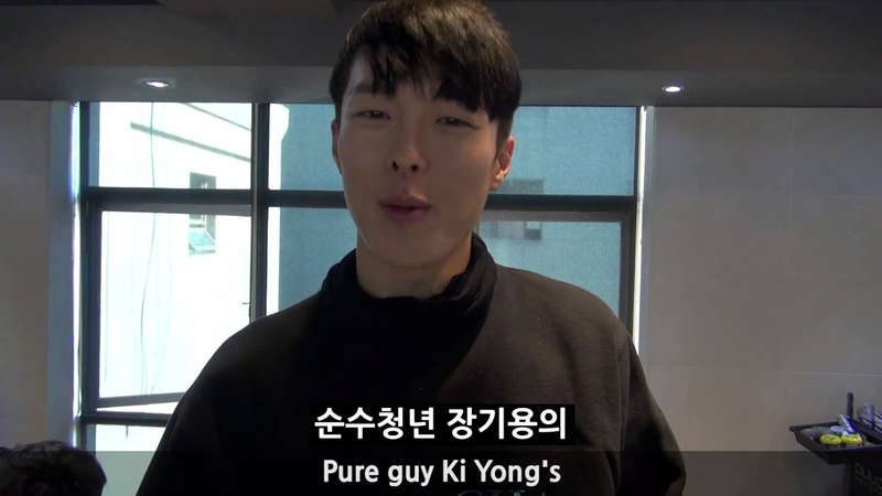 YGK TV YG케이플러스 대기실 모델 장기용 예고편
