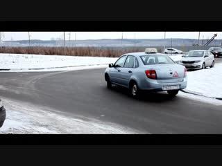 20 типичных ошибок на экзамене по вождению.