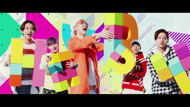 HAPPY DAYS/B1A4 【PV FULL】кфк