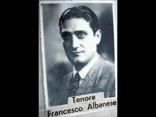Francesco albanese e coro battaglioni m