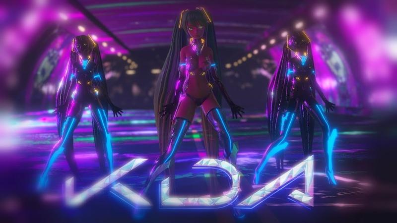MMD K DA POP STARS UW1440p60fps