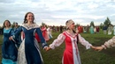 Наши девушки самые красивые фестиваль Перволетье в Родовом поселении Большая Медведица