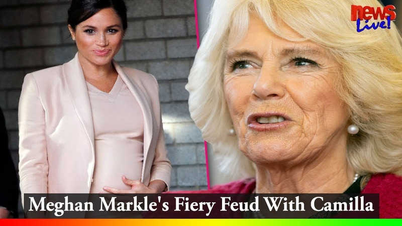 Inside Meghan Markles Fiery Feud With Snobby Mother-In-Law Camilla Parker Bowles