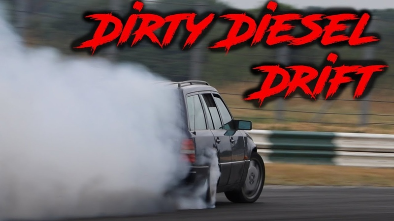 E300 Diesel Mercedes Holset Turbo Drift Car Unlimited Super