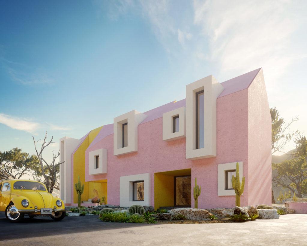 """""""Инстаграмный"""" дом: проект Sonora House вМексике"""