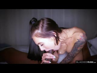 Marley Brinx and Louie Smalls - Stood Up [All Sex, Hardcore, Blowjob, Black]