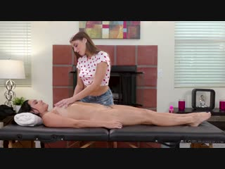 Gia Derza, Zoey Foxx – 4 Hands 2 Sisters [Fantasy Massage. HD1080, Lesbian, Massage]