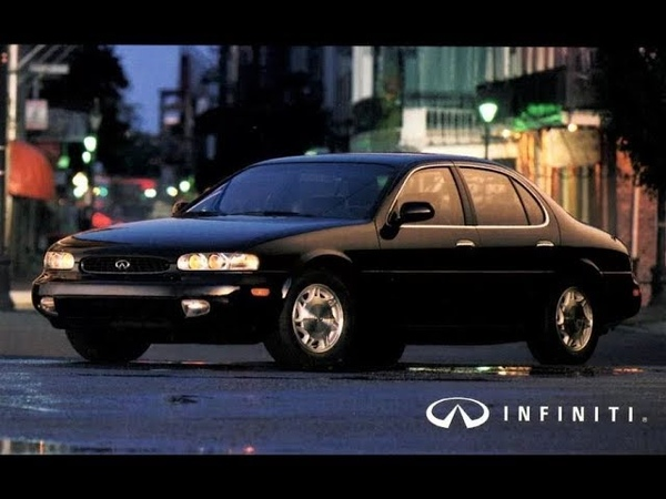Infiniti J30 Official Promo 1993