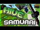 HIVE SAMURAI | CLIP TREASURE WARS