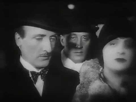 Asphalt Stummfilm | 1929 | Film Noir