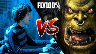 WC3: Grubby (Orc) vs. Fly100% (Orc) [BlizzCon 2010 G2] | Warcraft 3