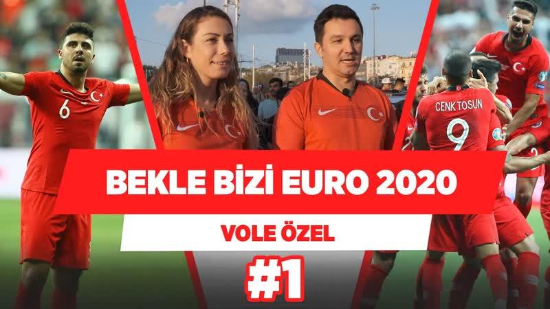 A Milli Takım 4 yıl aradan sonra tekrar İstanbul`daydı! ¦ Türkiye 1 0 Andorra ¦ Vole Özel