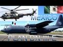 Fuerza de Apoyo para Casos de Desastre del Plan DN-III-E _ Ejército y Fuerza Aérea Mexicanos