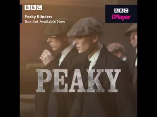 #peakyblinders series 1 4 are all available to watch on #bbciplayer now [link in bio] catch up, rewatch and get your whole g