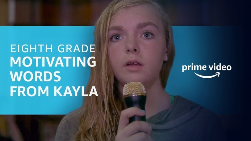 Eighth Grade: All of Kayla's Vlogs   Prime Video