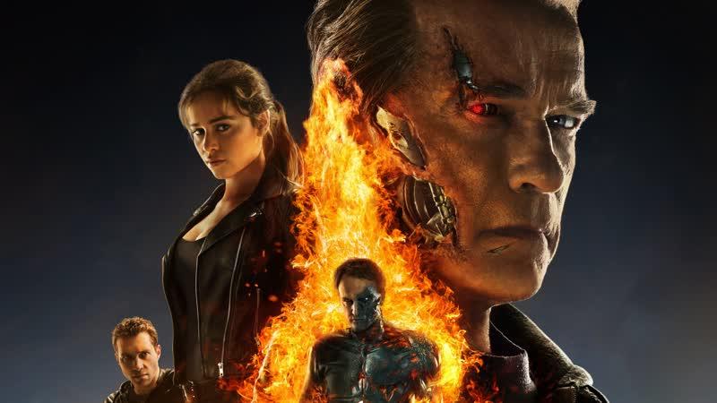 Терминатор: Генезис Terminator Genisys 2015 Года