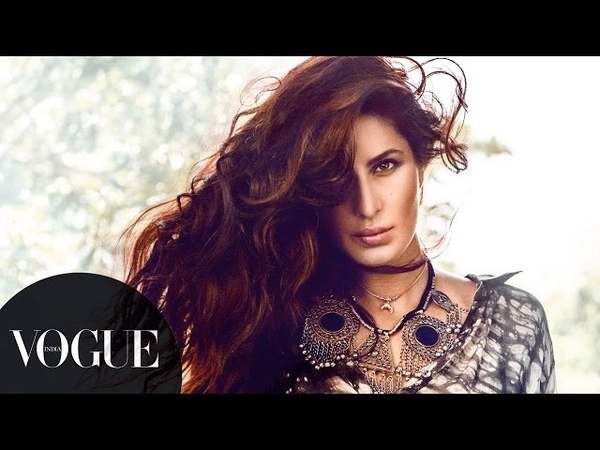 Behind the Scenes with Katrina Kaif Exclusive Cover Photoshoots VOGUE India